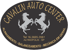 Logo Cavalin Auto Center